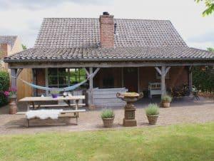 Sfeervol vakantiehuis - Vakantiehuis De Meidoornhoeve Lage Mierde